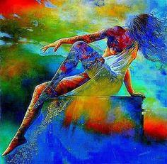 #Colors speak one Language, Beauty
