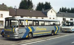 Alle Größen | Buses in Luxembourg, Autobus Stephany of Troisvierges, Kässbohrer Setra Nr BU 523, May 1995 | Flickr - Fotosharing!