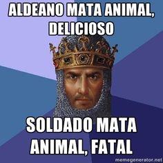 Memes de Age of Empires II [Segunda Parte] - Taringa!