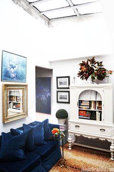 Celerie Kemble Design Assistant - Stylish West Village Studio - House Beautiful