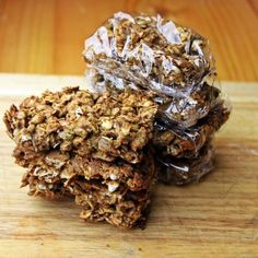 How to Make Low Sugar, High Protein Granola Bars