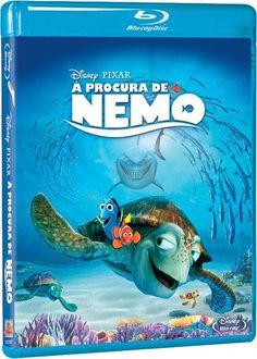 À Procura de Nemo, Disney Pixar - Blu-ray. Comprar filmes e DVD na Fnac.pt