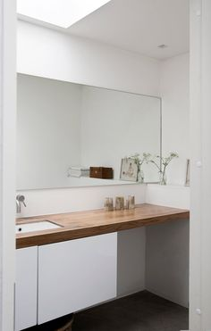 House of Pictures Roof Window, Double Vanity, Toilet, Mirror, Bathroom, Inspiration, Furniture, Design, Home Decor