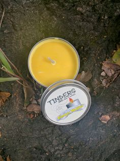 Ginger Mojito Tinders Soy Candle