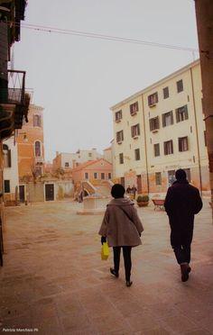 Camminare e perdersi ... è il segreto del vero viaggiatore che vuole scoprire la vera città e la sua vita