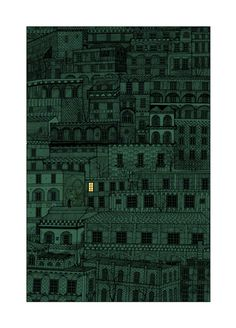 """""""While You Were Sleeping"""" by Dan McCarthy. It reminds me of old friends & clacking sounds of shook cans in the still of the night"""
