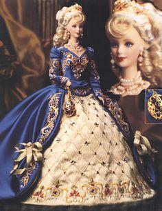 Faberge Porcelain Barbie