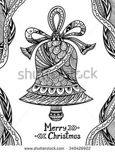 Winter solstice Coloring Pages Inspirational 17 Beautiful Winter solstice Colori. - Winter solstice Coloring Pages Inspirational 17 Beautiful Winter solstice Coloring Pages - Coloring Pages Winter, Coloring Books, Christmas Bells Drawing, Tangled Images, Zentangle, Coloring Pages Inspirational, Doodle Coloring, Adult Coloring, Zen Doodle