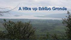 Panorámica del Lago de Pátzcuaro desde el Estribo Grande
