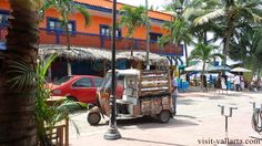 Due to limited parking and narrow streets, quads and golf carts are the preferred mode of transportation in Sayulita, Riviera Nayarit, Mexico.  If you arrived by bus or car, don't worry.  You can rent a quad or golf cart at one of the many local rental agencies.  #Sayulita #RivieraNayarit #Nayarit #Mexico #PuertoVallarta For more information, visit the ultimate Puerto Vallarta travel guide: www.visit-vallarta.com