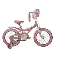Rallye 16 Inch Glitter Bike Girls Toys R Us Toys R Us