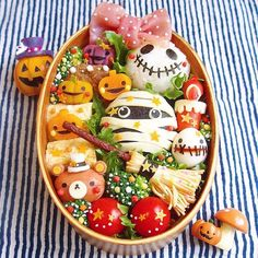 Cute Bento Boxes, Bento Box Lunch, Japanese Lunch, Japanese Food, Bento Kawaii, Toddler Lunch Box, Kawaii Dessert, Bento Recipes, Food Crafts
