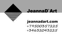 welcome! JeannaDArt.com