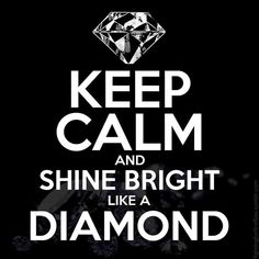 LIKE DIAMOND !