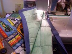 quilt for grandson