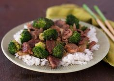 I clipped this recipe from Taste of Home magazine several years ago and have found it to be the best-tasting easy beef and broccoli stir-fry. It is credited to Ruth Stahl. I often use charcoal chuck steak, which is very tender and lean. I also like that it doesnt call for any unusual ingredients.