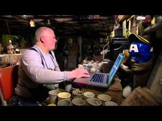 Craft in America Video Clay Studio, All Craft, Ceramic Artists, Ceramics, Youtube, America, Crafts, Classroom, Sculpture