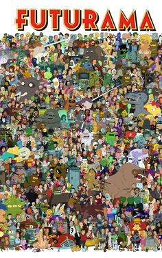 All Futurama Characters