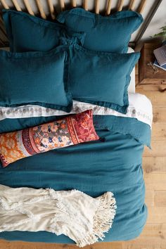 Shop the Soft-Washed Linen Duvet and more Anthropologie at Anthropologie today. Read customer reviews, discover product details and more.