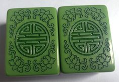 Nice mahjong set