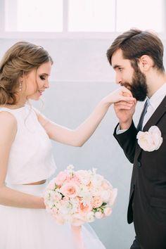 bride and groom жених и невеста
