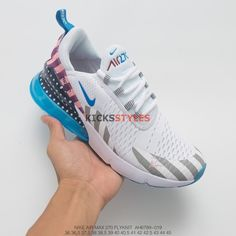 newest 642e9 8b219 Custom Nike Air Max 270 Parra White MutiColor