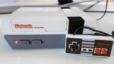 Honey I shrunk the NES with Raspberry Pi and Arduino!