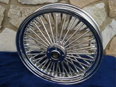 Photo shown is wheel; you will receive as listed. We can have Mammoth Smooth or Diamond cut 52 spoke wheels built for many Harley models. Harley Davidson Cvo, Motorcycle Wheels, Street Glide, Picture Show, Dna, Touring, Diamond Cuts, Daddy, Road King