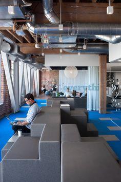 Adobe's new offices designed by Valerio Dewalt Train Associates