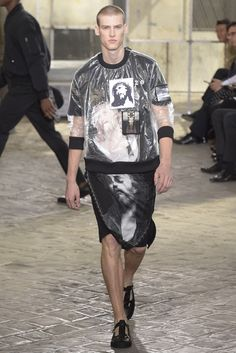 LOOK | 2016 SS PARIS MEN'S COLLECTION | GIVENCHY BY RICCARDO TISCI | COLLECTION | WWD JAPAN.COM