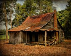 Exposed Cracker | Appling County GA This old house was rece… | Flickr