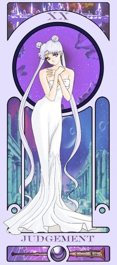 Ridiculously Beautiful Sailor Moon Tarot Cards | Page 2 | The Mary Sue