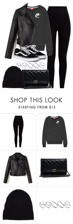 """Sin título #11969"" by vany-alvarado ❤ liked on Polyvore featuring Pepper & Mayne, NIKE, Chanel, Yves Saint Laurent and ASOS"