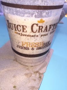 Juice Crafters - Los Angeles, CA, United States. $8.99 Meal replacement drink