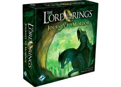 LotR Journey to Mordor Terningspill Lord of the Rings