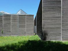 Chur, Switzerland  Atelier Peter Zumthor  |Switzerland | Cultural  Exterior view. Photo: Pol Martin