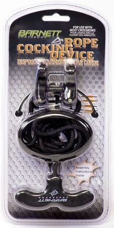 Barnett Crossbow Rope Cocking Device Archery Equipment Hunting Bow #all-proceeds-go-to-the-disabled