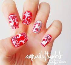 Αποτέλεσμα εικόνας για christmas nails snowflakes
