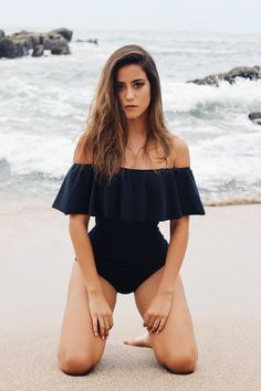 Shop for stylish Designer Swimwear for Women at REVOLVE CLOTHING. Find designer bathing suits including Bikinis, One Piece suits & more from top brands! One Piece Swimwear, One Piece Swimsuit, Lingerie Petite, Off The Shoulder Swimsuit, Daily Bikini, Summer Outfits, Cute Outfits, Cute Bathing Suits, Summer Swimwear