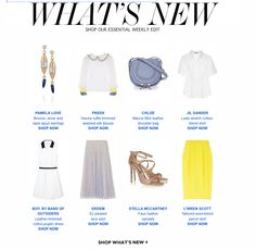 Seriously, who does the Net-a-Porter newsletters? They are KILLING it.