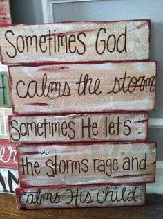 One of my favorite verses!   Pallet Art - Bible Verse Series via Etsy