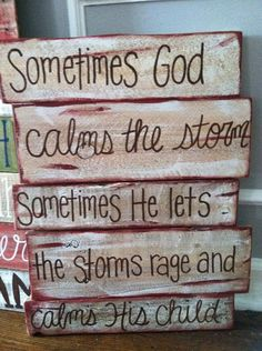 One of my favorite verses!   Pallet Art - Bible Verse Series via Etsy