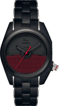 Dior Chiffre Rouge watch