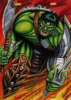 #Hulk #Fan #Art. (World War Hulk MU 2011 puzzle) By: FrankAKadar. (THE * 5 * STÅR * ÅWARD * OF: * AW YEAH, IT'S MAJOR ÅWESOMENESS!!!™)[THANK Ü 4 PINNING!!!<·><]<©>ÅÅÅ+(OB4E)   https://s-media-cache-ak0.pinimg.com/474x/73/05/4b/73054b98604932d0e6a0f3670a2de71a.jpg