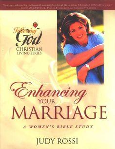 Following God: Enhancing Your Marriage (Following God: Christian Living Series)