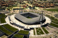 Juventus Stadium (Turin, Italy) Tenants: Juventus Opened: 2011 Capacity: Notable fixtures: 2014 Europa League final By far the newest stadium on the list, so hasn't yet had the chance to secure a spot near the top Juventus Stadium, Juventus Fc, Torino Juventus, Juventus Soccer, Soccer Stadium, Football Stadiums, Soccer Skills, Soccer Tips, Stadium Architecture