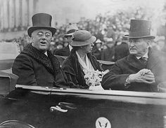 March 4, 1933: First Inauguration of Franklin D. Roosevelt