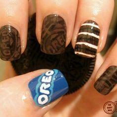 OREO nails!