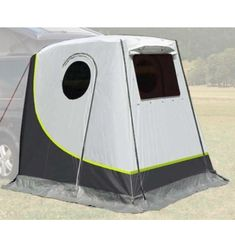Reimo Upgrade 2 Cabin Tailgate Tent & Ground Sheet Bundle - £185.00