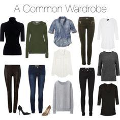 A Common Wardrobe